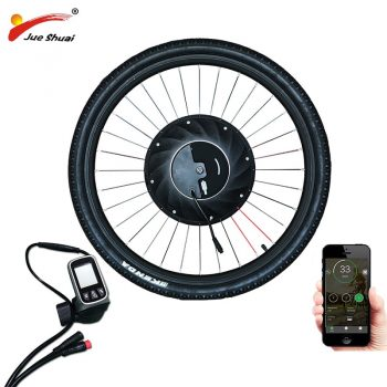 36v Front Imortor Wheel Electric Bike Conversion Kit With 20 24